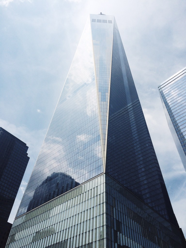 NYC with HM and Bloglovin -One World Trade Center New York City