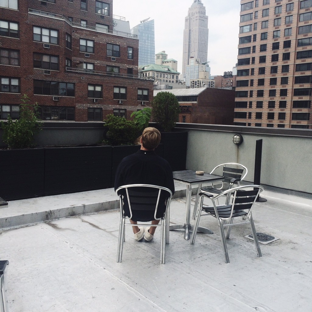 NYC with HM and Bloglovin -Rooftop Lounge Marcel at Gramercy