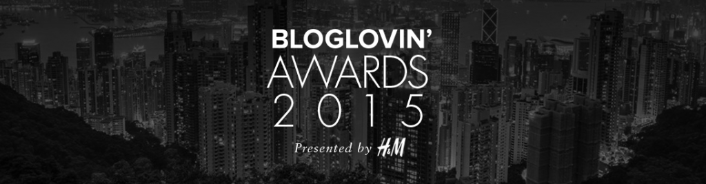 Bloglovin Awards Banner