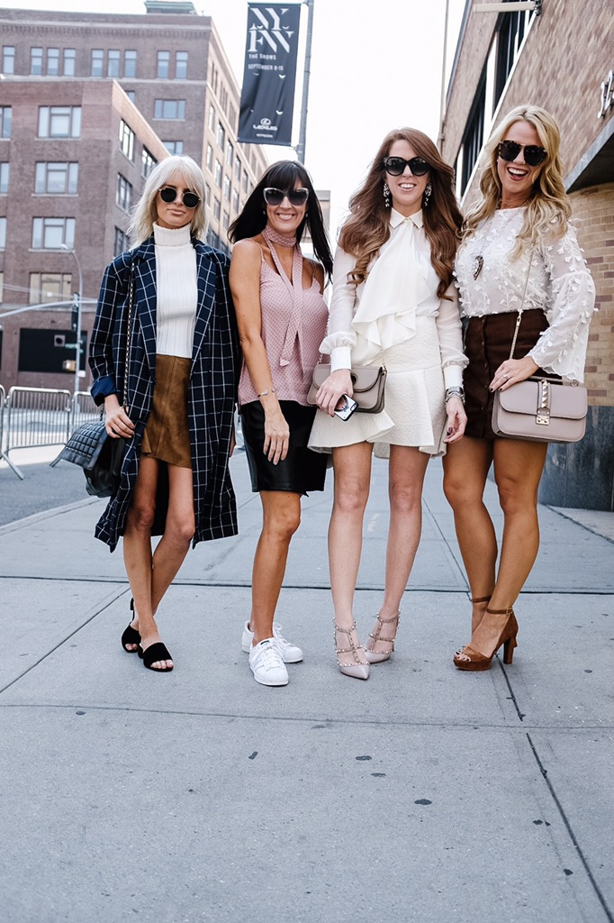 New York Fashion Week 2016 NYFW SS17 Street Style Fashion Trends Runway Shows Behind the Scenes Banana Republic Leanne Marshall Dan Lui Louis Verdad Shake Shack Where to eat Charleston Fashion Blogger Dannon Like The Yogurt
