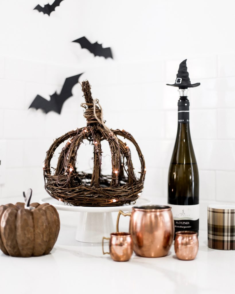 How to Host your Halloween Party Charleston Fashion Blogger Dannon K. Collard Like The Yogurt pier 1